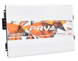 PRV SQ6000X 1-Ohm 1-Channel Full Range Car Amplifier 15th Anniversary Edition 6K