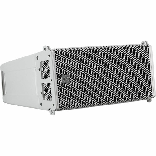 """RCF HDL 6-A-W ACTIVE LINE ARRAY MODULE 1400W Speaker Two Powerful 6"""" -WHITE- NEW"""
