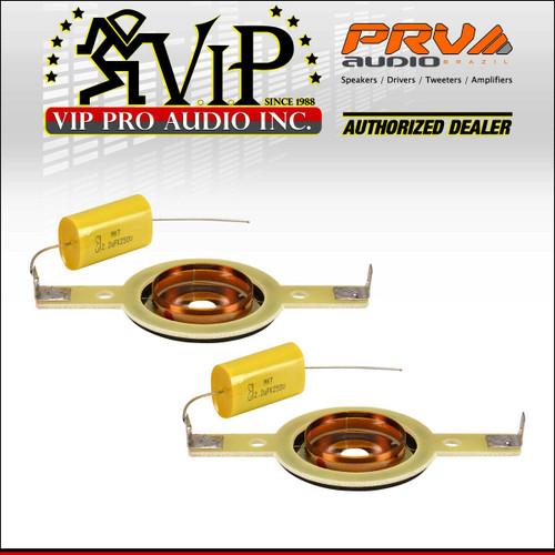PRV Audio RPTW700Ti Replacement Diaphragm For TW700Ti TW700-CR /& TW600Ti Driver