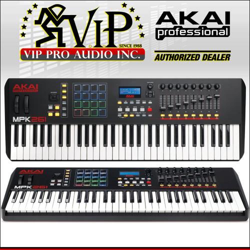 Akai MPD218 Professional MIDI-over-USB Pad Controller w
