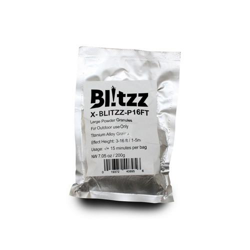 4x ProX X-BLITZZ-P16FT Blitzz Large Powder Cold Spark Effect Granules 3-16ft
