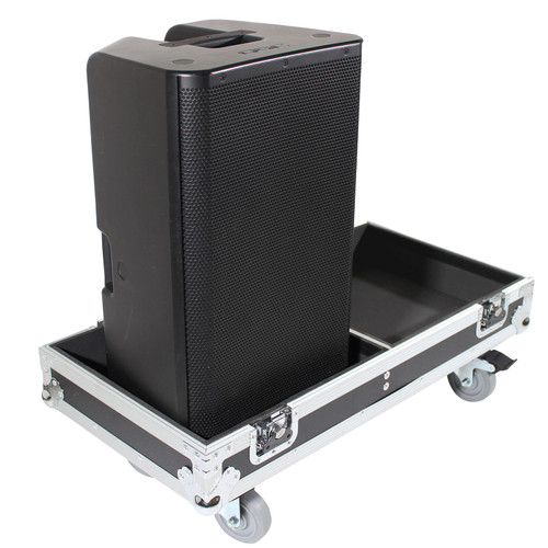ProX X-QSCK12 ATA style Flight Case for 2x QSC K12 or K12.2 Speakers