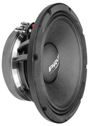 "PRV AUDIO 10MB1000FT 10"" Mid Bass, Aluminum Basket 3"" VC, 500W 8-Ohm FORTE Series"