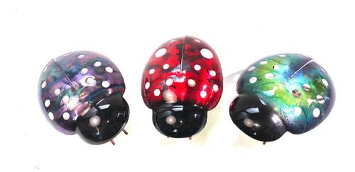 "Copper Ladybug - 4"""