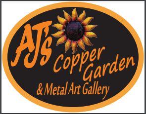 AJ's Copper Garden