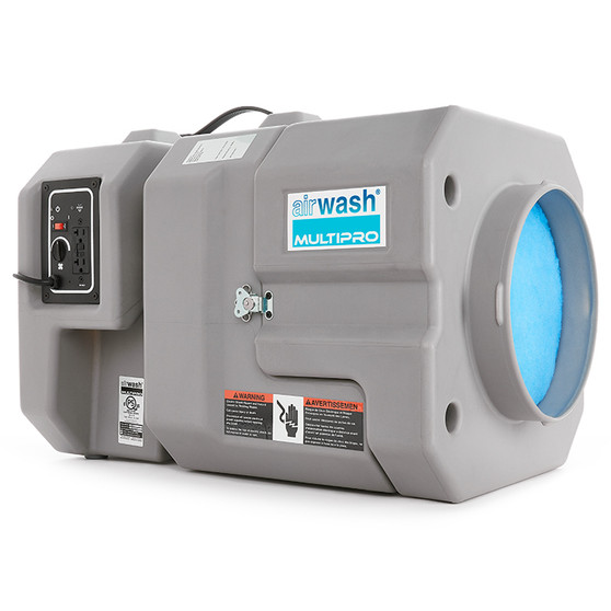 Airwash MultiPro* Air Filtration System