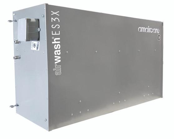 Airwash Eliminator S3X HEPA Air Filtration System