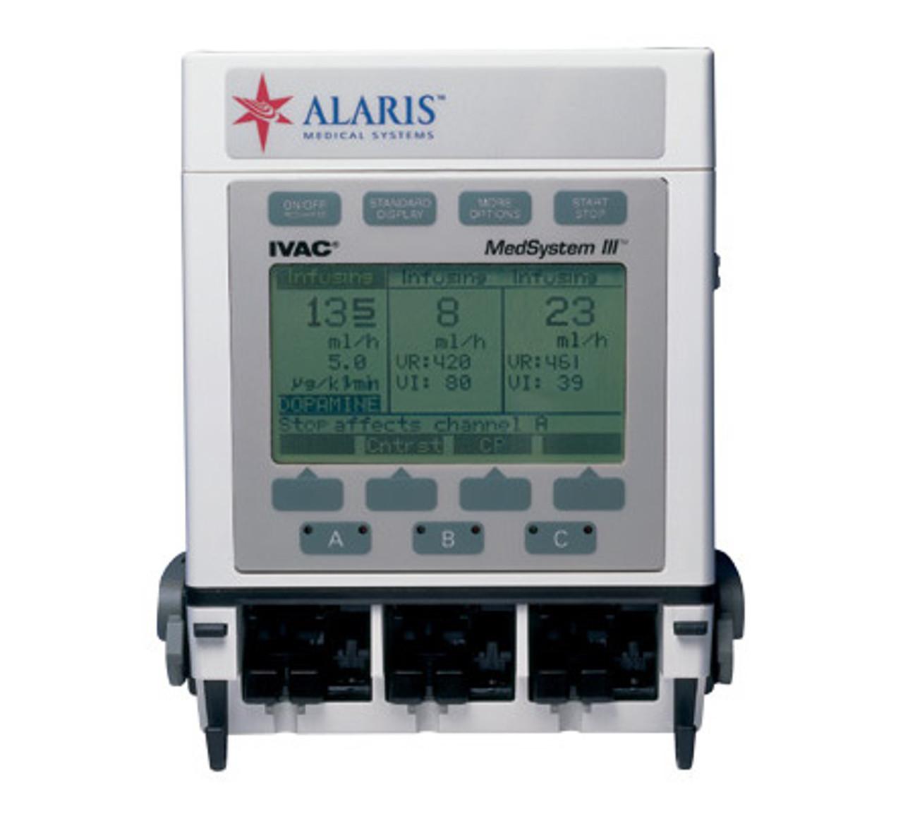 Carefusion (Alaris) Medsystem III Infusion Pump