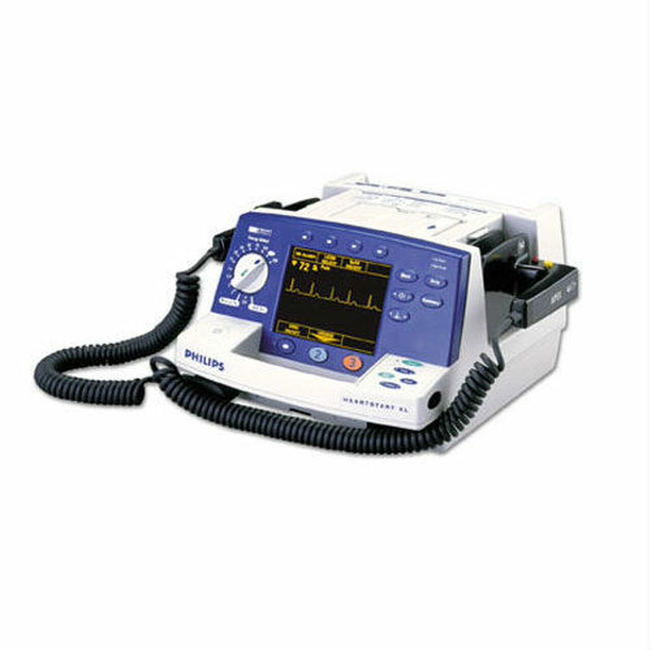 Philips Heartstart XL Monitor Defibrillator