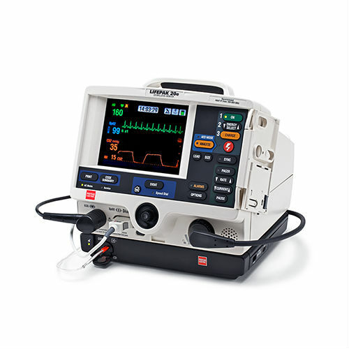 Physio Control LP20 Defibrillator