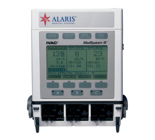 Alaris Medsystem III  PCA Infusion Pump