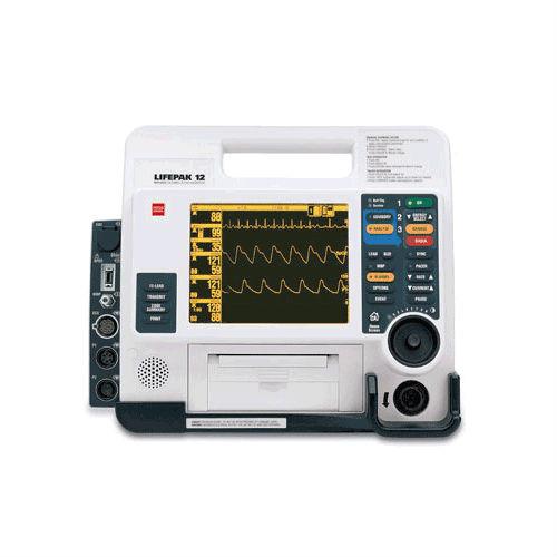 Physio Control LP12 Defibrillator