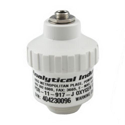 O2 Sensor PSR-11-917-J.  Used with the Respironics V200 & Esprit ventilators