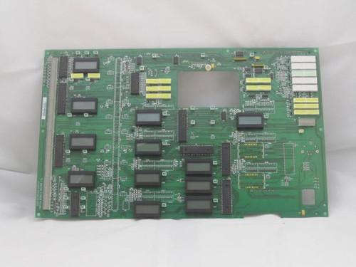 Puritan Bennett 740 User Interface Display Board.  Part Number G-060182-00.