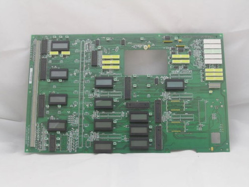 Puritan Bennett 740 User Interface Display Board.  Part Number G-060182-00.