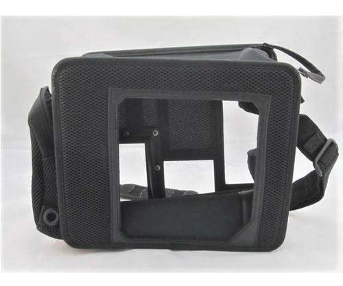 Respironics Trilogy  Carrying Case, In Use.  Part Number 1040420