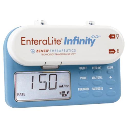 Zevex Enteralite Infinity Enteral Feeding Pump