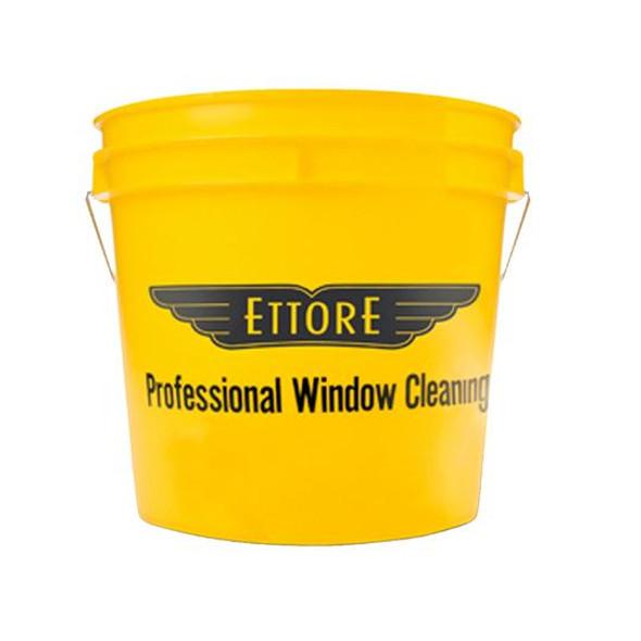 ETTORE  3.5 Gallon Window Cleaning Bucket