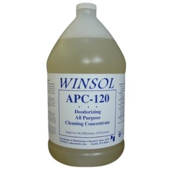 WINSOL APC-120 - 4 Gallon Case
