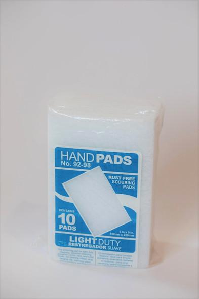 White Pads