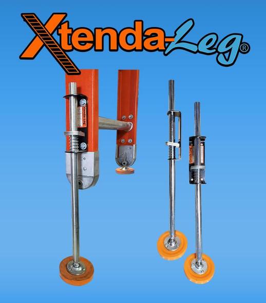 LADDER LOEVELER Xtenda-Leg® Rubber Feet style