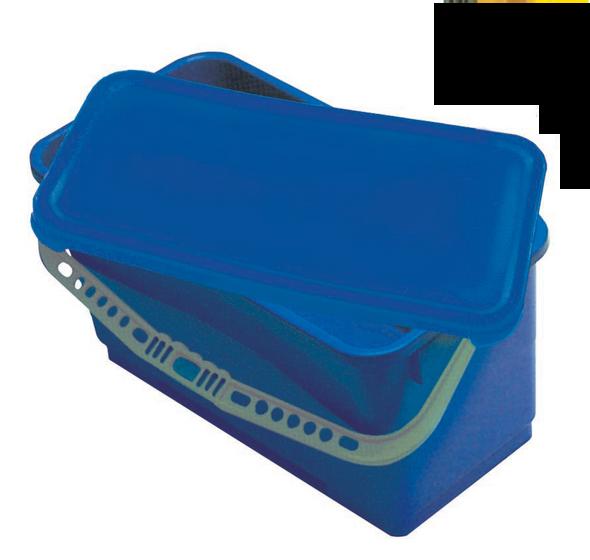 Pulex Bucket Blue