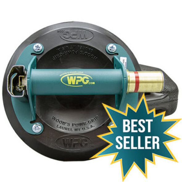 """WPG 8"""" Hand Cup Power Grip for Flat Surfaces"""