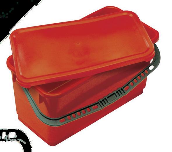 Pulex Bucket Red