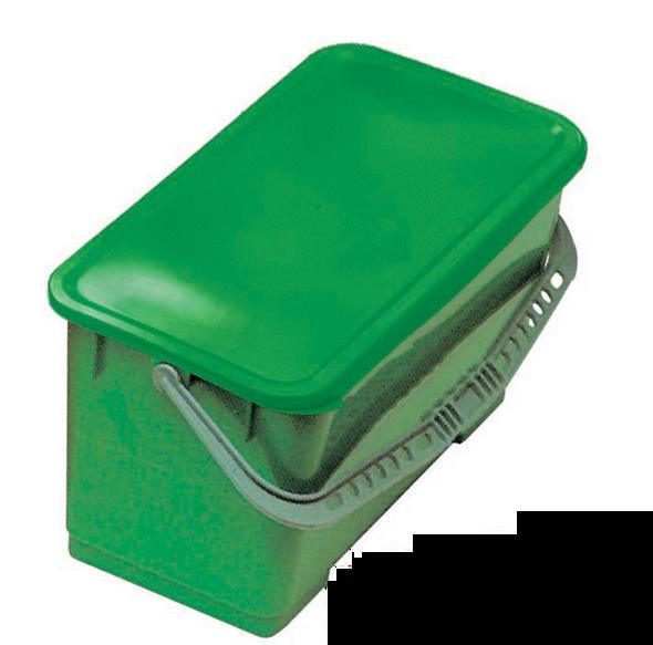 Pulex Bucket Green