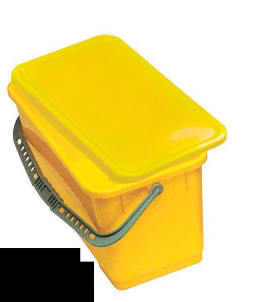 Pulex Bucket Yellow