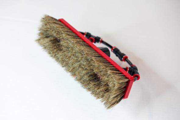 """Tucker Water Fed Brush Boar Bristle - 12"""""""
