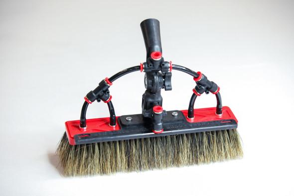 Tucker Water Fed Brush Phantom Alpha - Boar and Nylon Bristle Hybrid