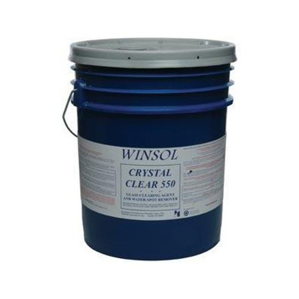Winsol Crystal Clear 550 - 5 Gallon Pail