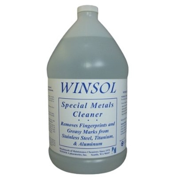 WINSOL Special Metals Cleaner - 1 Gallon