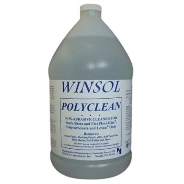 WINSOL Polyclean Graffiti Remover - 1 Gallon