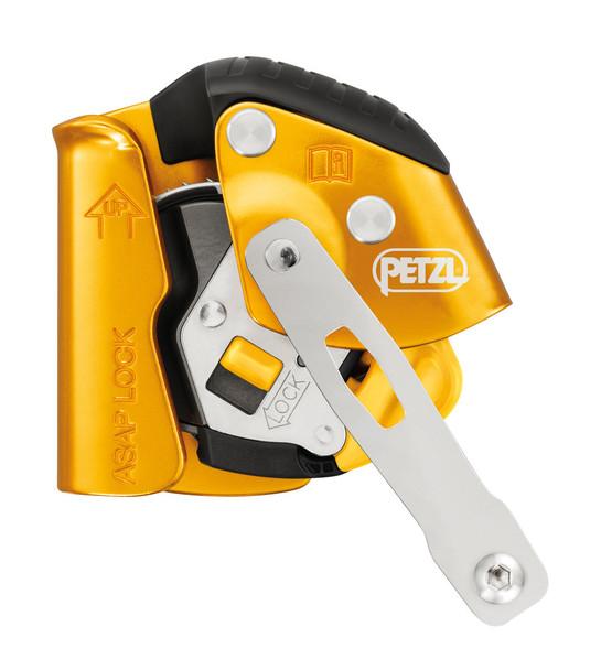 """PETZL ASAP® Lock with 16"""" Asap'sorber Lanyard"""