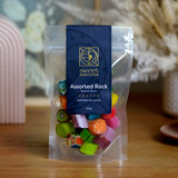 assorted candy rock boiled sweets