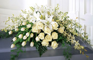 The Etiquette of Sympathy Flowers and Funeral Floral Arrangements