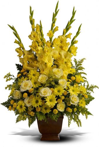Funeral Flowers For Men Free Floral Arrangements Delivery