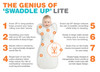 Swaddle Up Lite 0.2 TOG -Mint