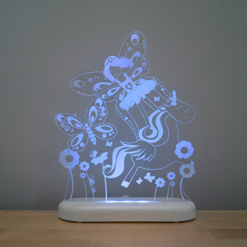 Aloka Night Light Fairy Land Blue