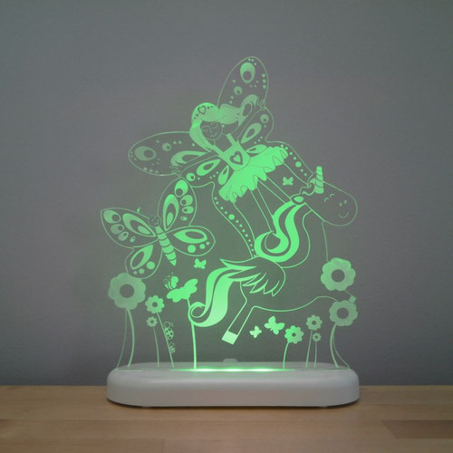 Aloka Night Light Fairy Land Light Green