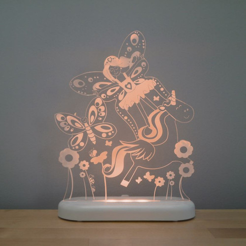 Aloka Night Light Fairy Land Orange