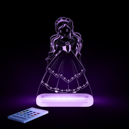 Aloka Lights Princess Purple