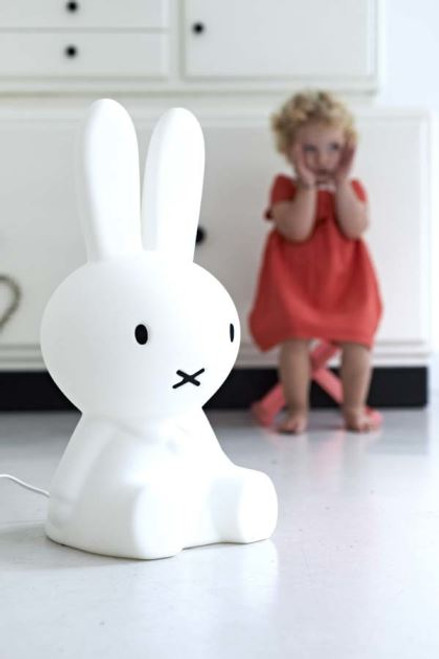 Miffy Lamp Night Light Small Little Girl