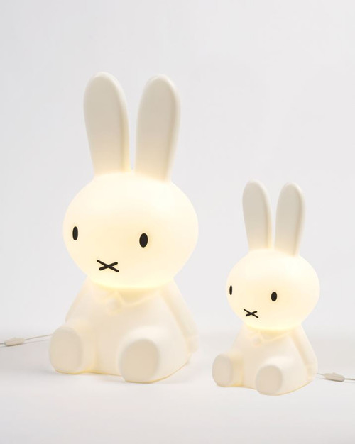 Miffy Lamp Night Light Two Sizes