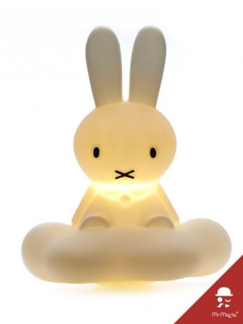 Miffy Dream Lamp Cloud