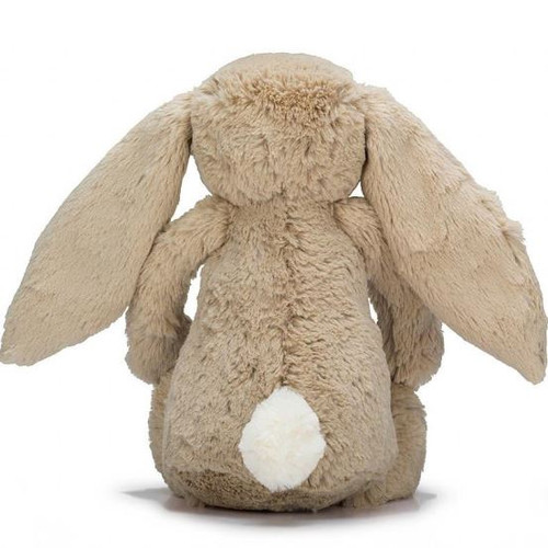 Jellycat Bunny Brown Medium Behind