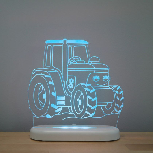 Aloka Boys Night Light Tractor On