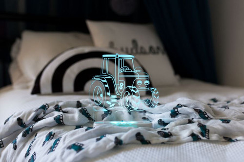 Aloka Night Light - Tractor